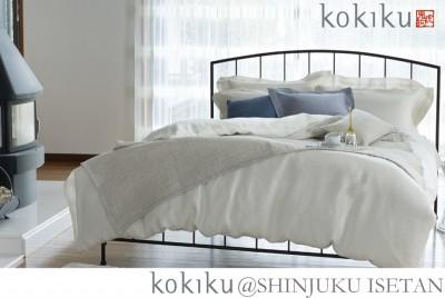 kokiku @SHINJUKU ISETAN 2016/4/13-26