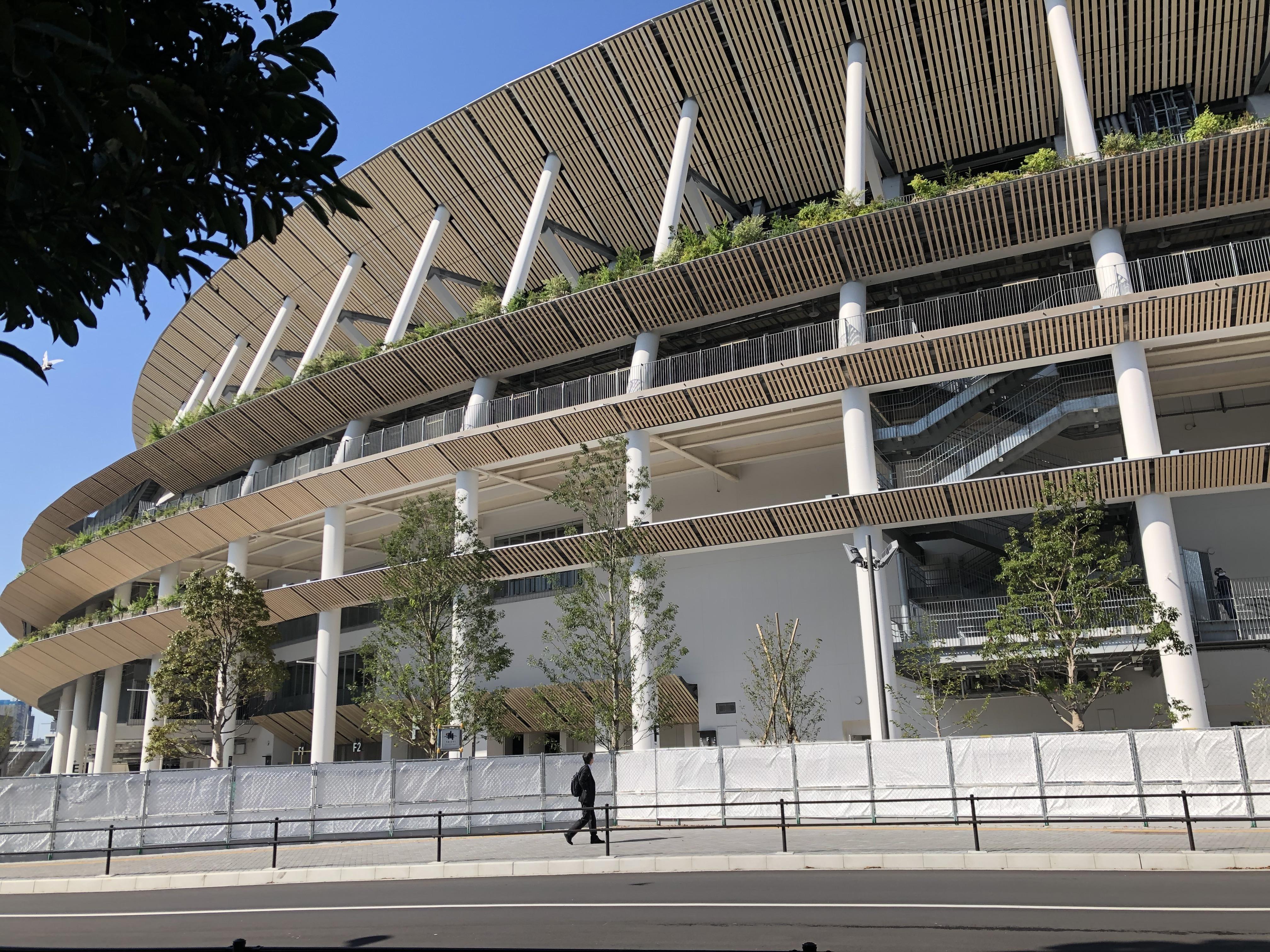 新国立競技場 オリンピックスタジアム