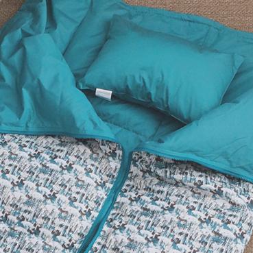 寝袋の枕mini