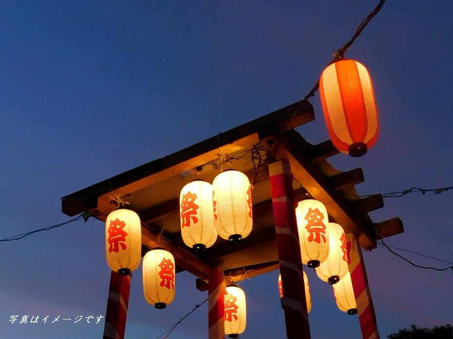 盆踊り大会 @青山善光寺(kokikuショールーム裏)