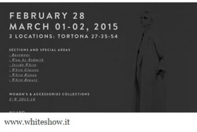 WHITE MILANO 2015