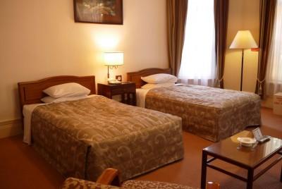 箱根宮の下 富士屋ホテル 本館108号室