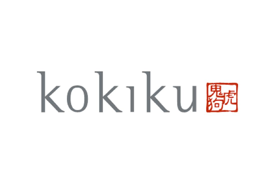 kokikuのロゴ誕生秘話